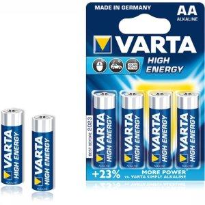 Varta Batterij AA 4-Pack He Penlite