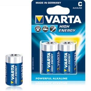 Varta Batterij C 2-Pack He Baby