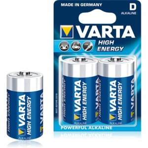 Varta Batterij D 2-Pack He Mono