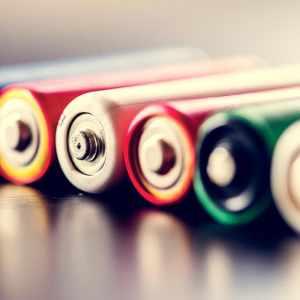 Standardbatteri