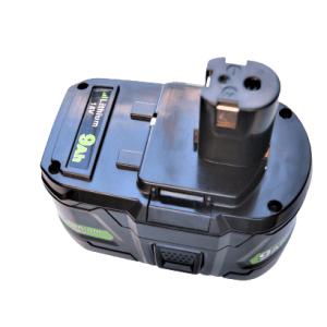 RYOBI ONE + 9,0AH 18V Lithium+ batteri