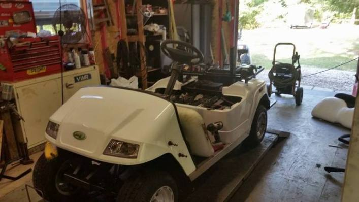 Tire Care Golf Cart Maintenance and Care