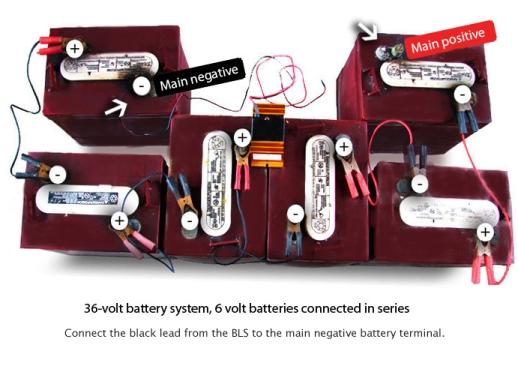 36v battery wiring diagram avital 3100l for 48 volt club car golf cart batteries ezgo