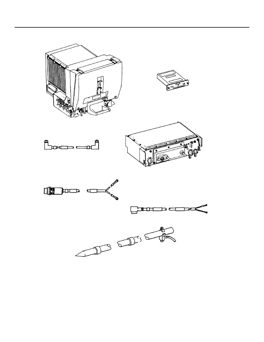 Figure 1. Battery Computer System AN/GYK-29(V) (Sheet 1 of 5).