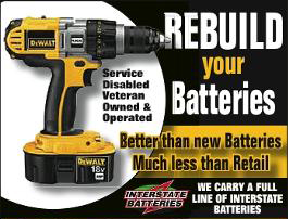 Dewalt 18v Battery Positive Terminal