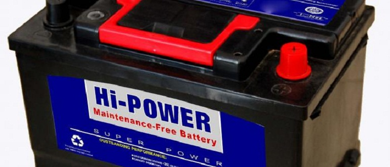 Cách nâng mật độ điện phân trong pin xe tại nhà