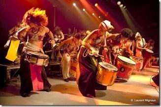 samba batterie
