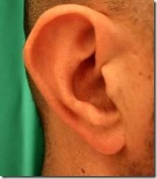 batteur oreille