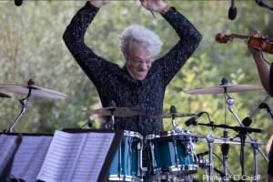 Stewart Copeland batteur