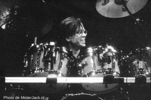 Jeff Porcaro Batteur du groupe Toto