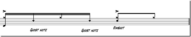 ghost note batterie 6