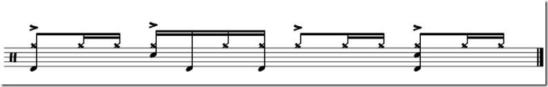 composer une rythmique de batterie 8