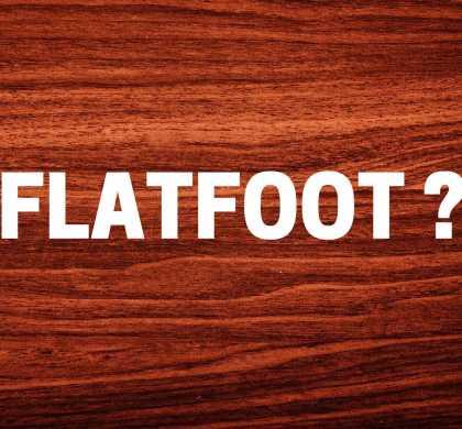 Voilà Pourquoi Vous Allez Jouer en Flatfoot à la Double Pédale