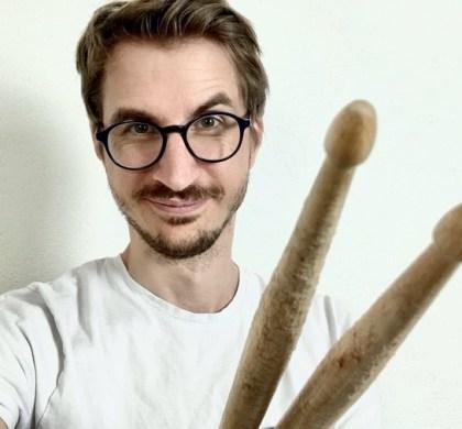 Laurent Pellecuer : de professeur de batterie à batteur blogueur
