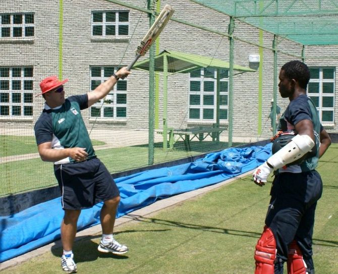 """""""It is exciting for me to be back into the international coaching arena again"""""""