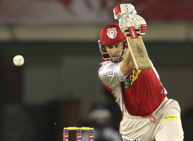 Hussey has represented Kolkata and Punjab in previous IPL seasons
