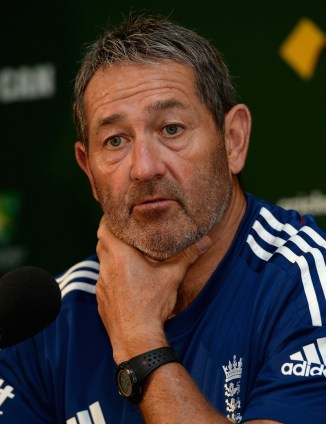 """""""Although this was sad news, I respect his, and new coach Peter Moores, right to implement this change of direction"""""""