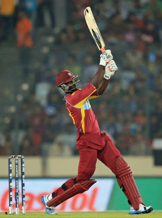 Sammy is likely to play seven matches before returning to the West Indies