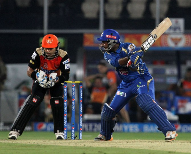 Rayudu was named Man of the Match for his magnificent knock of 68