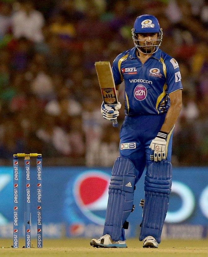 Sharma scored a gutsy half-century