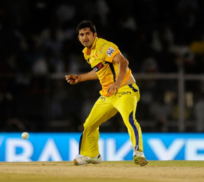 Sharma dismissed three Mumbai batsmen in quick succession