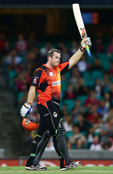 """He knows what it takes to win a BBL final and we can't wait to see what he can do at Adelaide Oval"""
