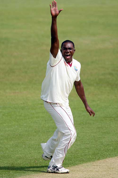 Taylor's last Test match for the West Indies came in November 2009