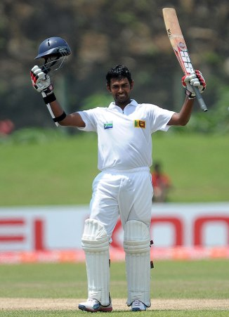 Thirimanne is definitely one of the bright spots in Sri Lanka's future of batting