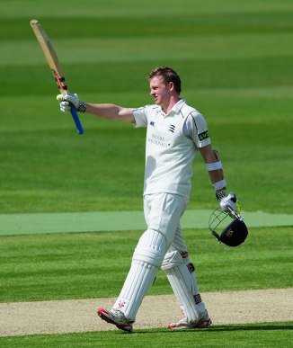 Robson is likely to open the batting with captain Alastair Cook