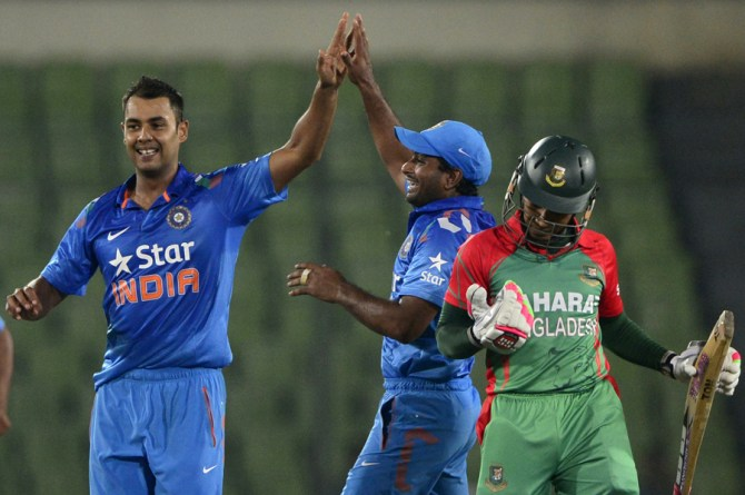 Binny recorded the best bowling figures for an Indian player in ODIs