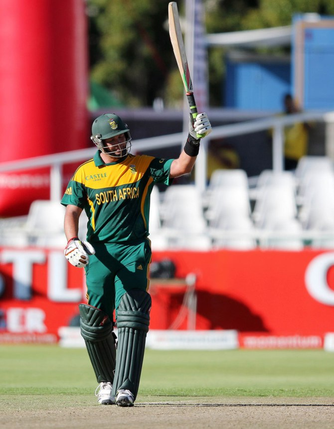 Kallis averages 46.52 when batting at number three