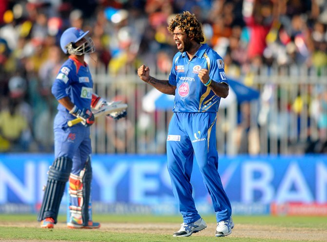 Malinga has chosen to play for the Mumbai Indians