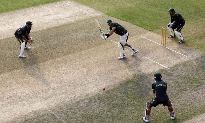 Pakistan have been preparing for their tour of Sri Lanka with a nine-day conditioning camp