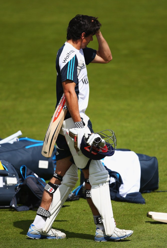 """""""I know I have got to score runs at the top of the order in this series"""""""
