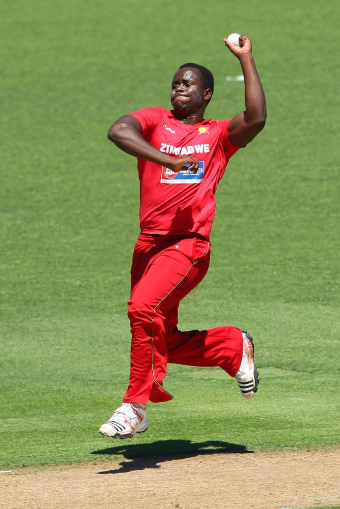 Vitori's last ODI for Zimbabwe came against Pakistan in August 2013