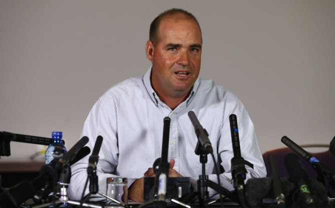 Arthur was Australia's head coach from 2011 to 2013