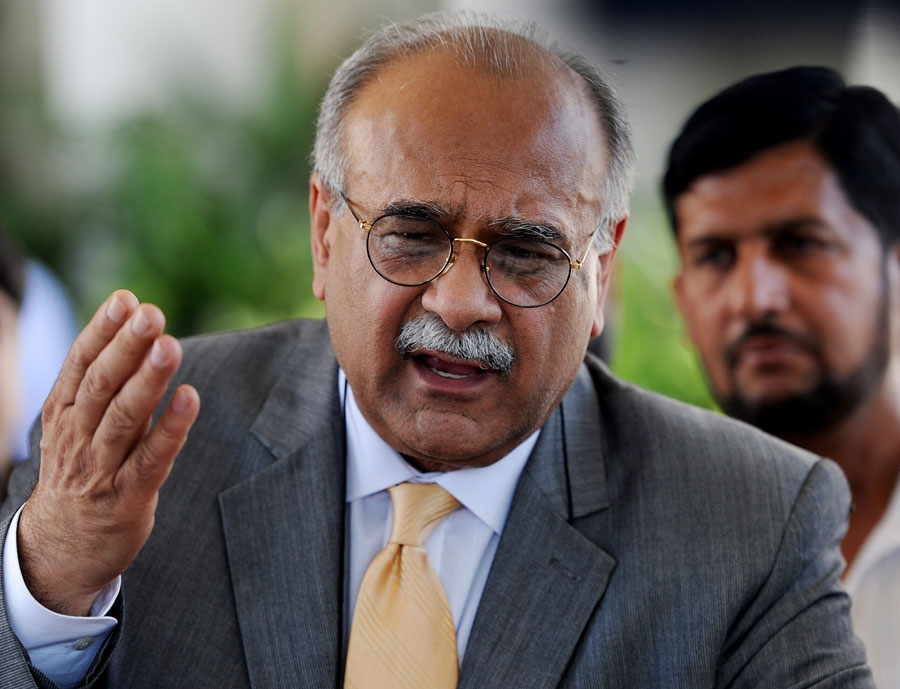 Pakistan Cricket Board chairman calls for patience over security situation