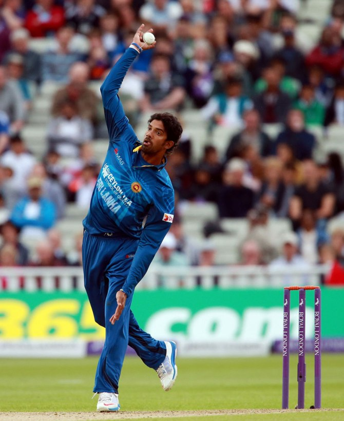 Senanayake was found to be flexing his elbow up to 43 degrees