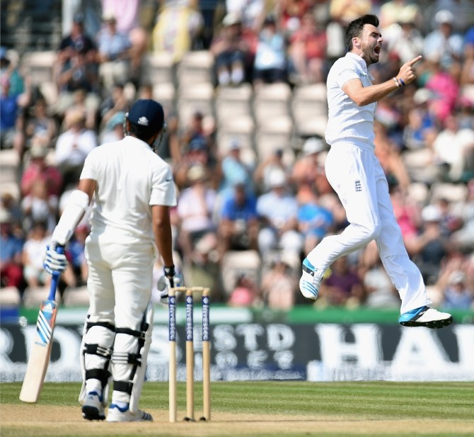 """""""He is the best bowler England have ever produced"""""""