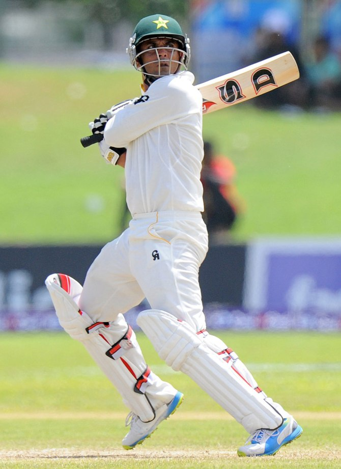 Rehman struck six boundaries and a six during his knock of 50
