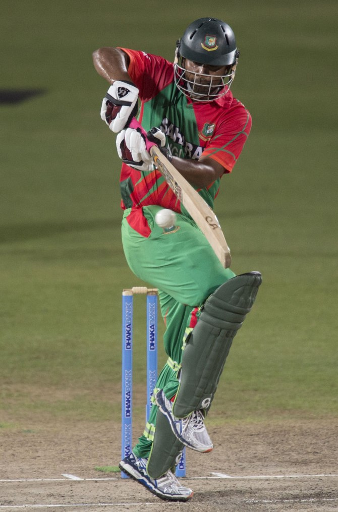 Iqbal brought up his first half-century after 18 ODIs