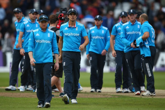 """""""The cricket England are playing in 50-over cricket is outdated and I fear it will be a painful winter for the team"""""""