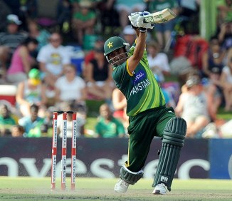 Khan's chances of representing Pakistan in the 2015 World Cup have taken a major blow
