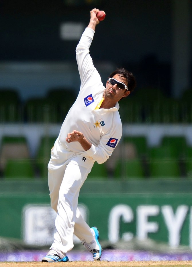 The PCB's crackdown started after Ajmal was banned from bowling