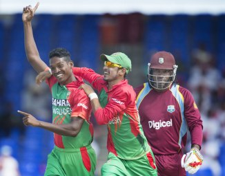 Hossain will have 21 days to get his action tested