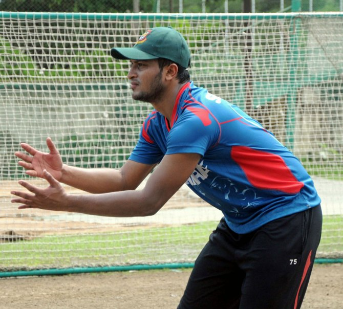 Al Hasan was selected despite recently having his six-month ban reduced to three-and-a-half months
