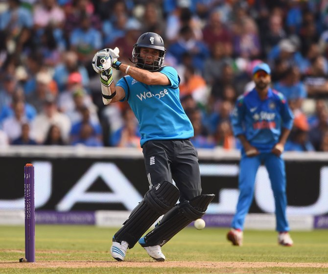 Ali kept India at bay for a while with his gutsy 67