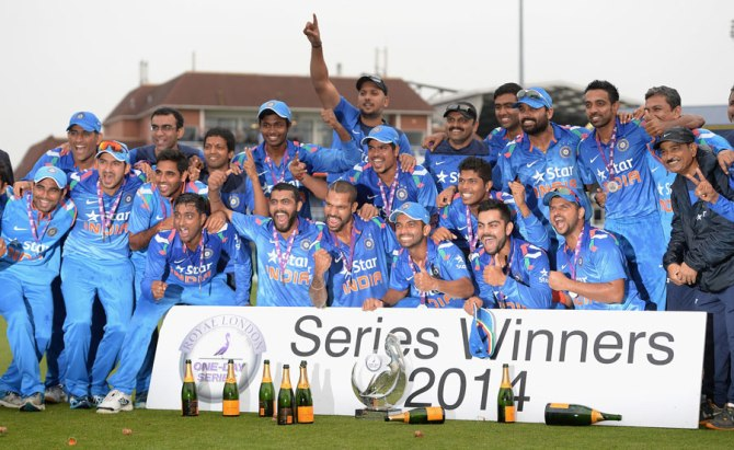 Despite losing the match, India still won the series 3-1