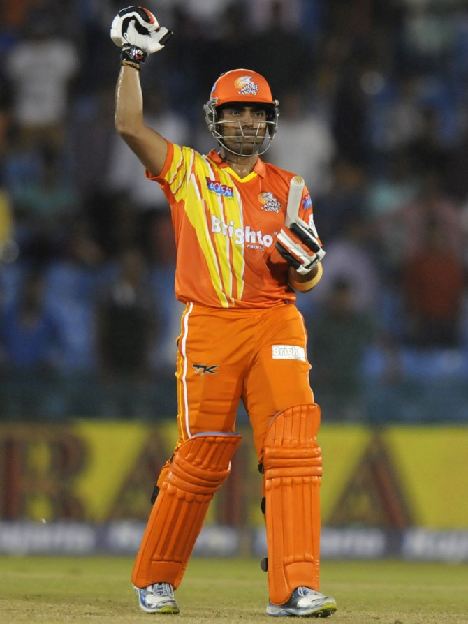 Akmal was named Man of the Match for his game-winning innings of 38