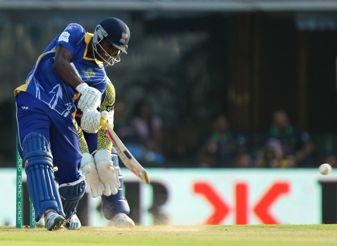 Carter hammered 10 boundaries and five sixes during his career-best knock of 111